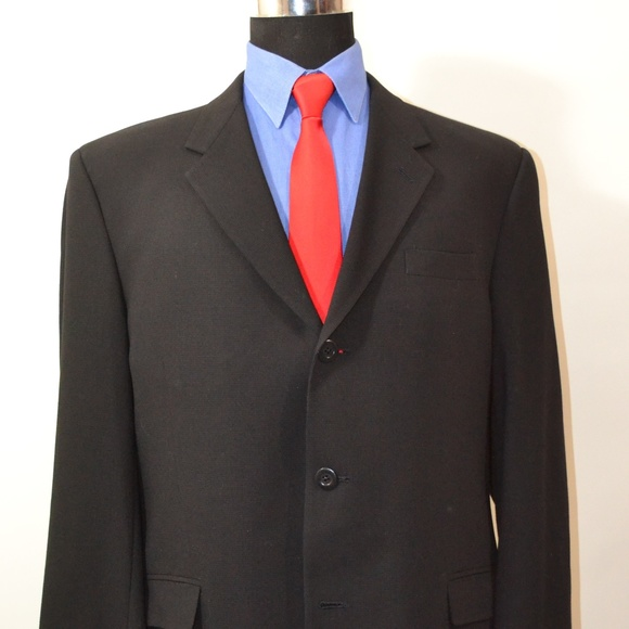 Kenneth Cole Other - Kenneth Cole 44R Sport Coat Blazer Suit Jacket